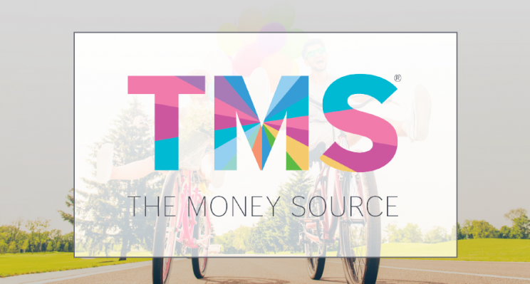 TMS - The Money Source logo