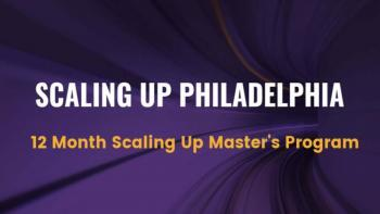 Scaling Up Philadelphia