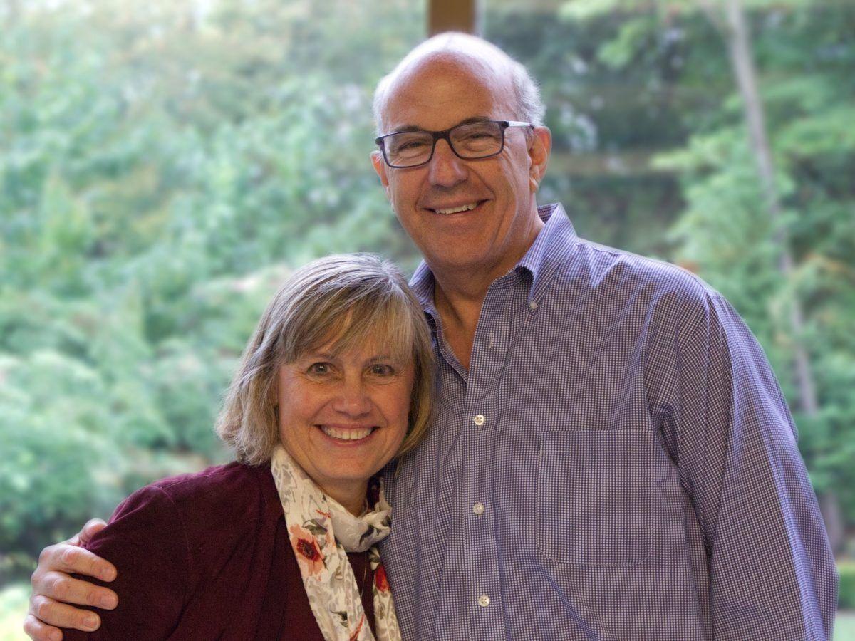 Cheryl Beth and Jeff